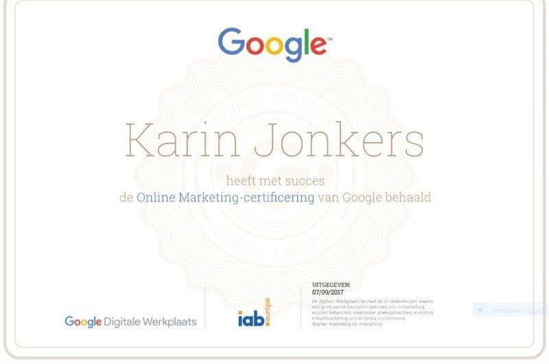 Online marketing lessen voor ondernemers