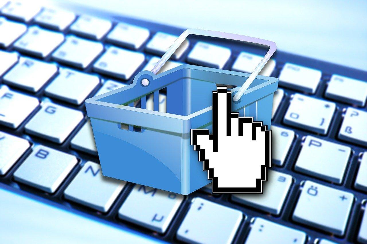 Pakkende webteksten